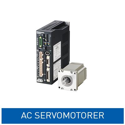 Download katalog - AC servomotorer