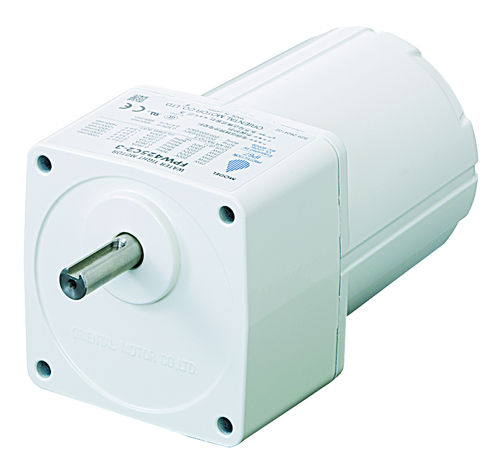 AC motor med beskyttelsesklasse IP67 - høj IP