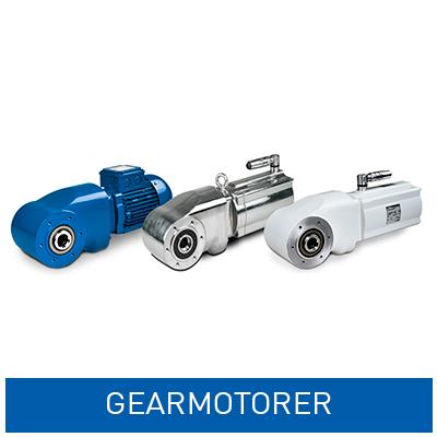 Gearmotorer