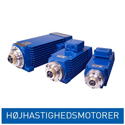 Download kataloger - højhastighedsmotorer
