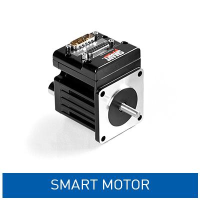 MOOG smart motorer