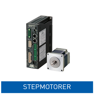 Download kataloger - stepmotorer