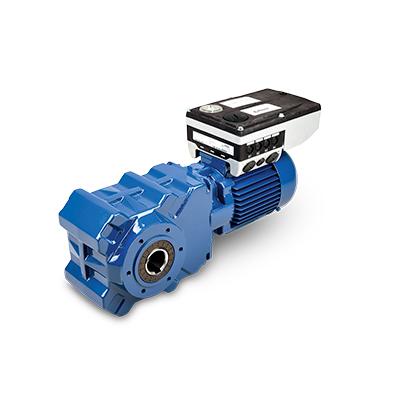 Gear med integreret frekvensomformer - Bauer Gear Motor