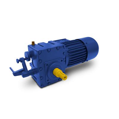Krangear - Bauer Gear Motor