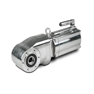 Rustfri gearmotor - Bauer Gear Motor