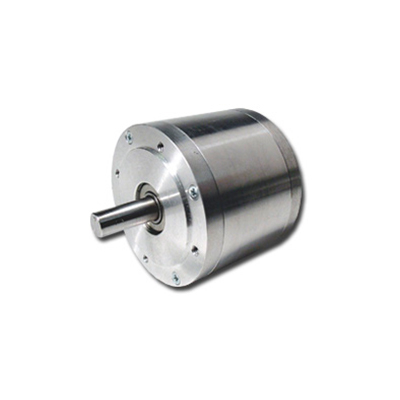 Børsteløs motor fra Moog - 30 - 105 mm i diameter