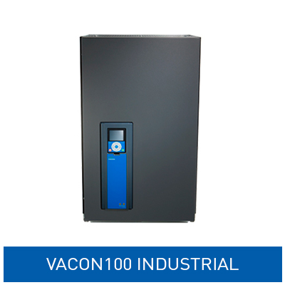 Vacon100 industrial frekvensomformere