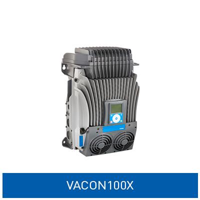 Vacon 100X frekvensomformere