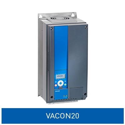 Vacon20 frekvensomformer