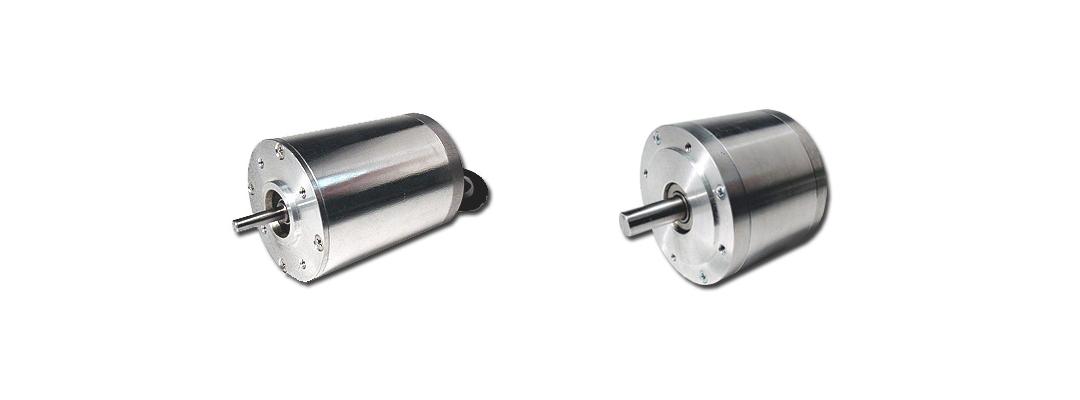 Børsteløs DC motor til barske miljøer – præcis og variabel hastighedskontrol