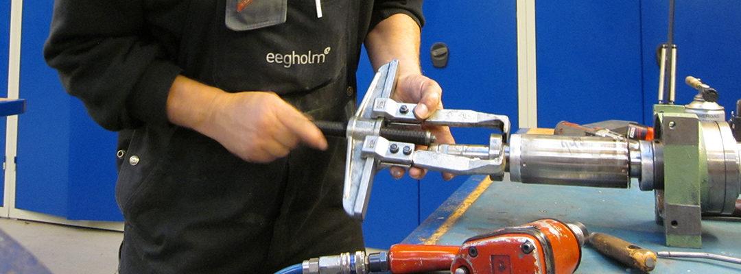 Få et overslag på din reparation inden for 24 timer!