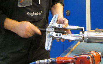 Reparation af elmotorer - Industriteknisk service
