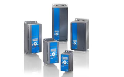 Fleksibel Vacon20 frekvensomformer med indbygget PLC funktionalitet