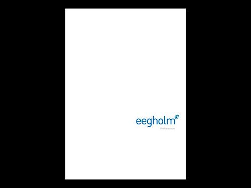 Eegholm profilbrochure