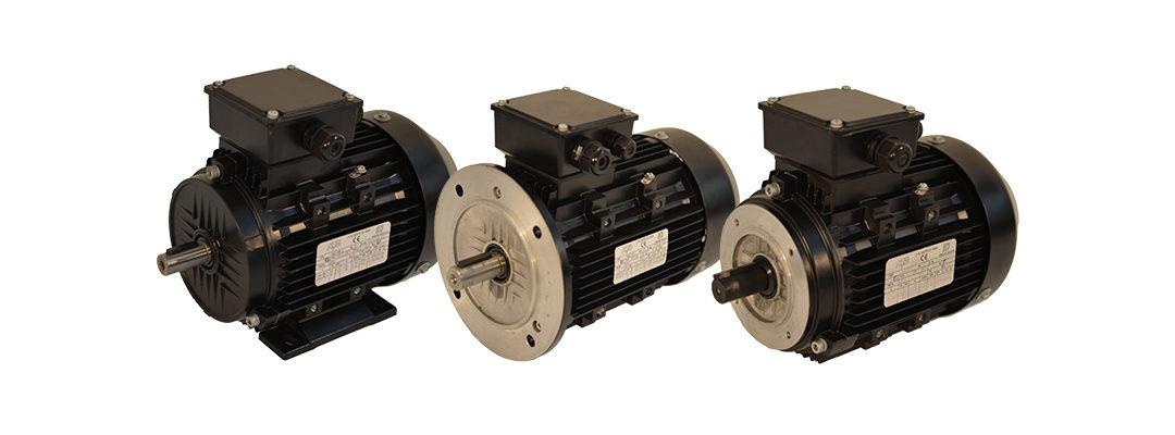Energieffektive elmotorer øger din produktivitet